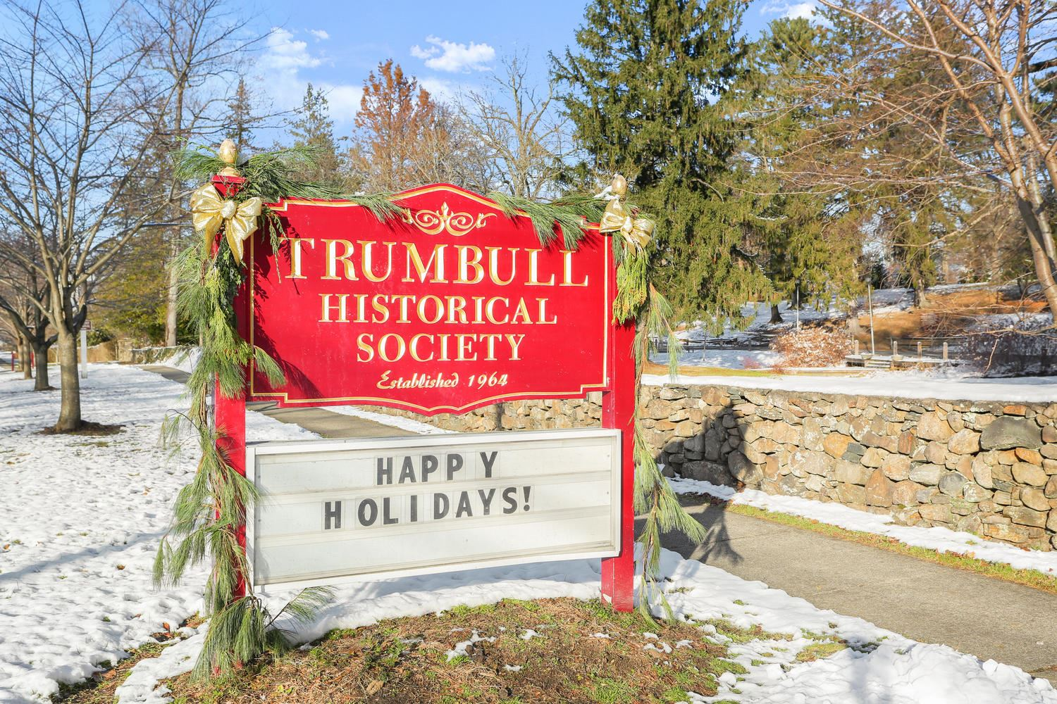 The Trumbull Historical Society in Nichols...