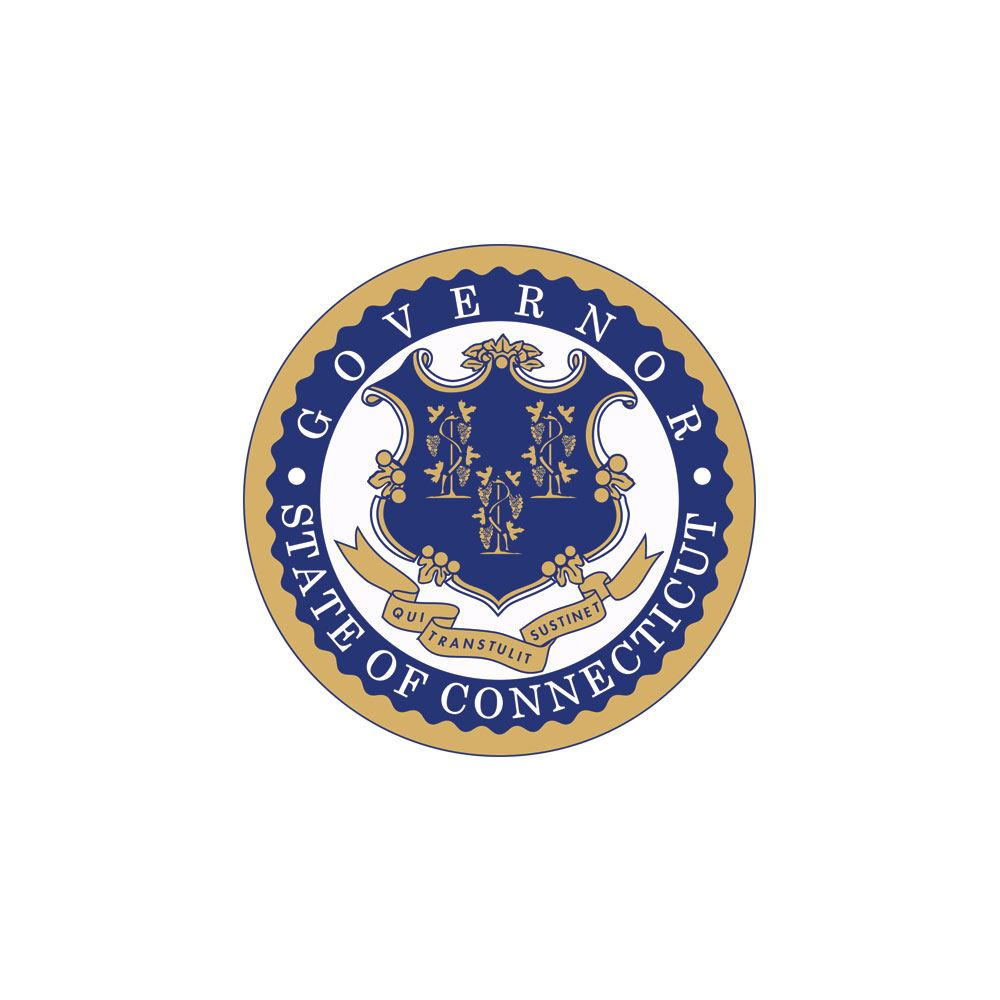 Seal of the Governor of Connecticut 1200x1200